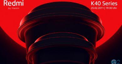Xiaomi Redmi K40 Launch-Event