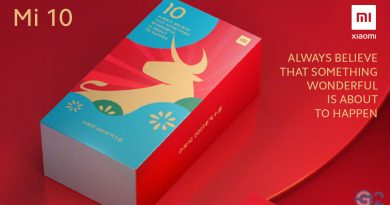 Xiaomi Mi 10 New Year Edition