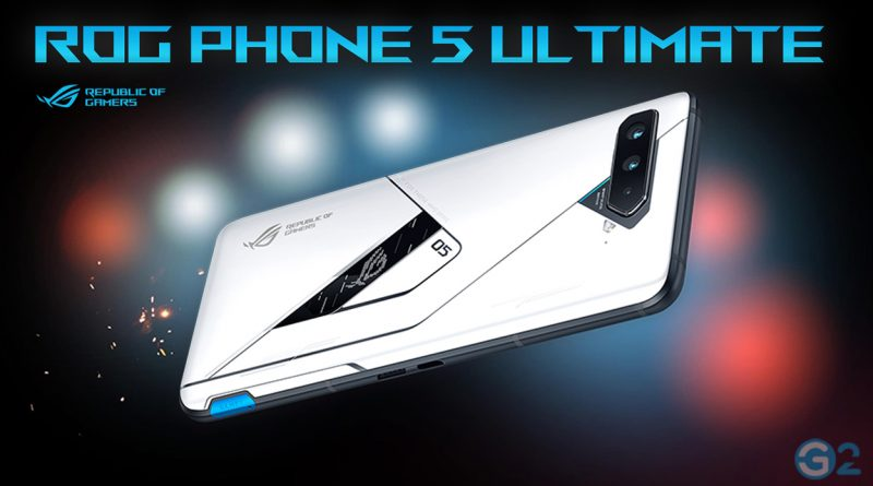 Asus ROG Phone 5 Ultimate
