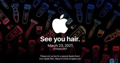 Fake Apple Keynote Einladung