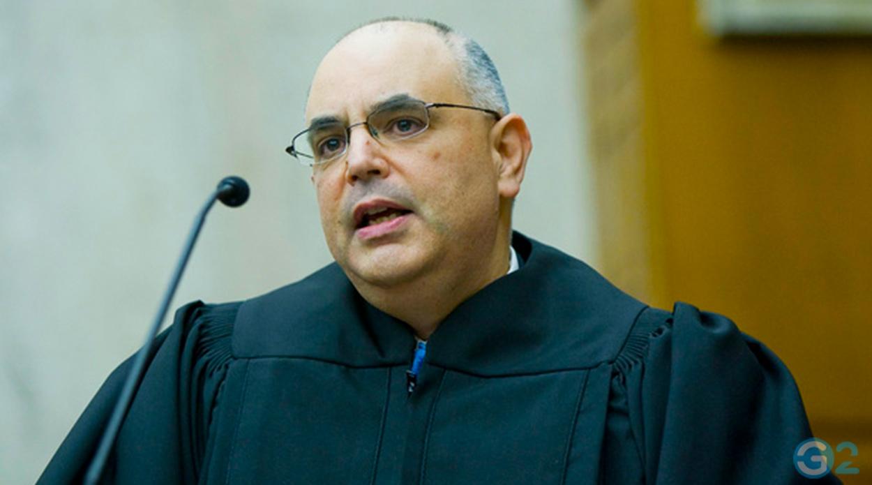 US-Bezirksrichter Rudolph Contrera