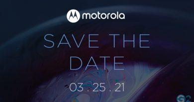 Motorola Moto G100 Launch-Event