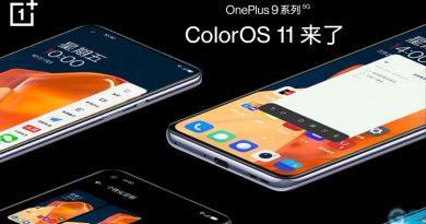 OnePlus 9 Serie bekommt ColorOS von Oppo