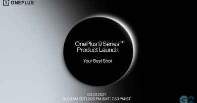 OnePlus 9-Serie Launch-Event