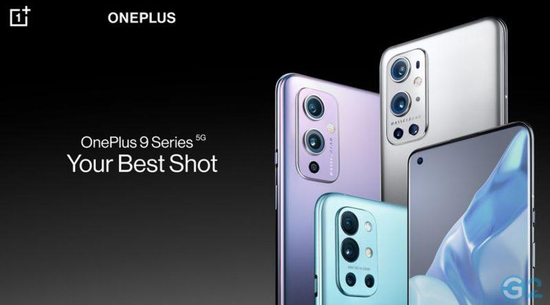 OnePlus 9 und 9 Pro