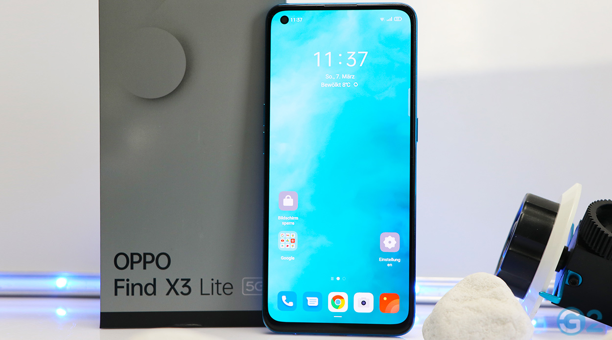 Oppo Find X3 Lite im Test