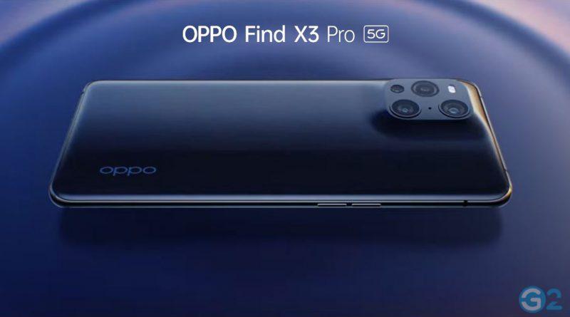 Oppo Find X3 Pro Kurzfilm