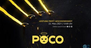 Poco F3 Pro oder X3 Pro Launch Event