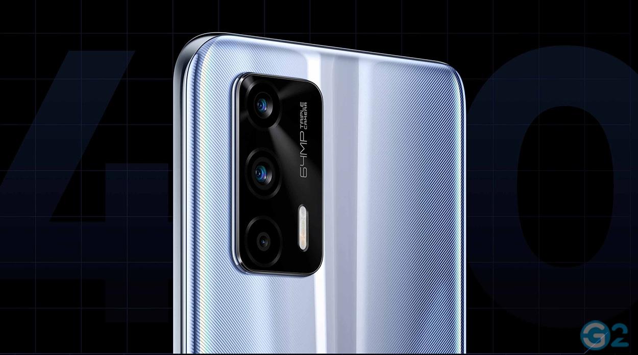 Realme GT 64 MP-Kamera