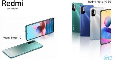 Xiaomi Redmi Note 10-Serie