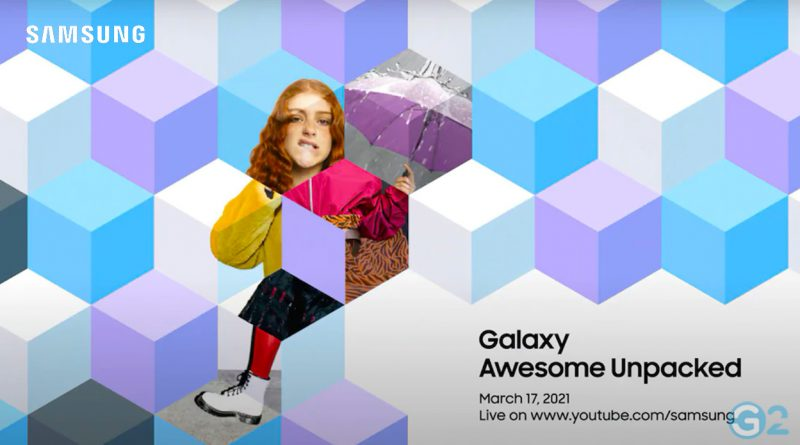 SAmsung Galaxy A52 und A72 Launch-Event