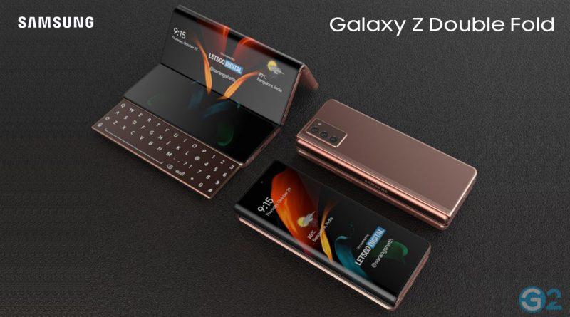 Samsung Galaxy Z Double-Fold