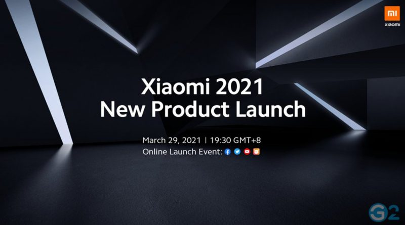Xiaomi 2021 Launch-Event