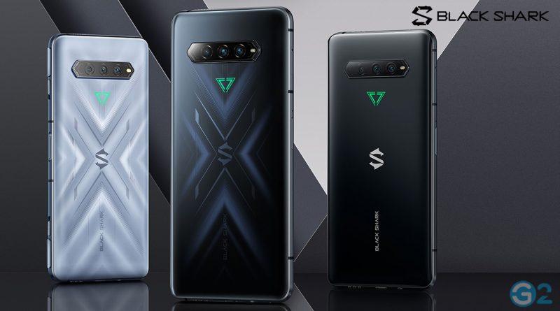 Xiaomi Black Shark 4 und 4 Pro