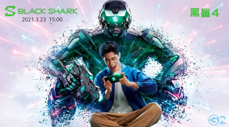 Xiaomi Black Shark 4-Series Launch-Event