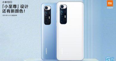 Xiaomi Mi 10S Launch-Event