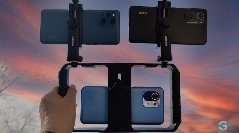 Xiaomi 11 Kamera-Vergleichstest