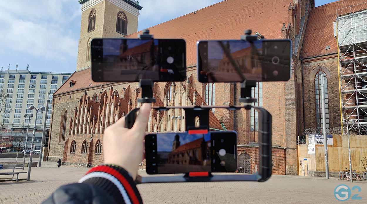 Xiaomi Mi 11 Kamera-Vergleichstest