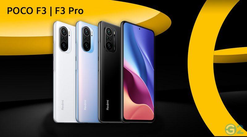 Xiaomi Poco F3 Pro