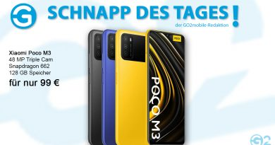 Xiaomi Poco M3 Schnapp des Tages