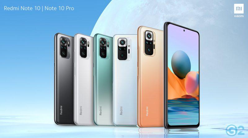 Xiaomi Redmi Note 10 und 10 Pro