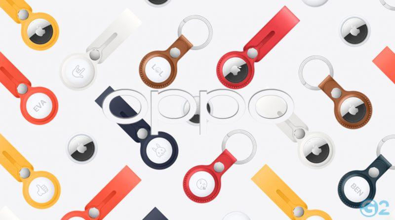 Apple AirTags von Oppo