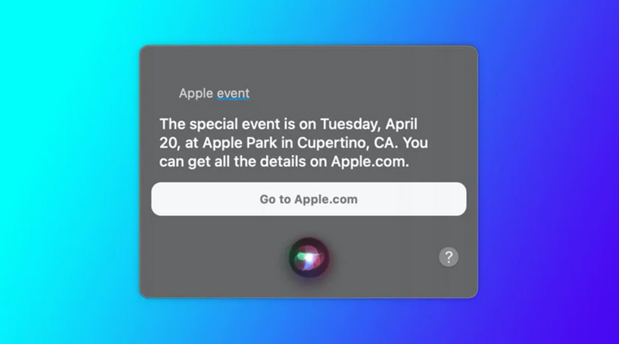 Apple iPad Pro 2021 Event