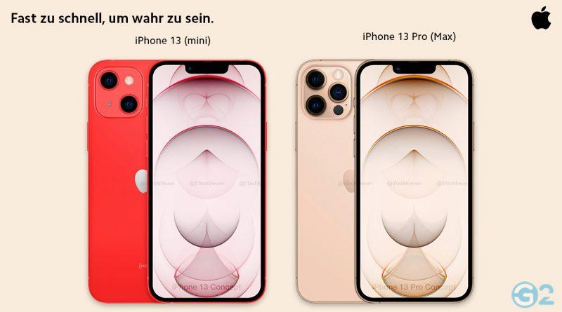 Apple iPhone 13-Serie