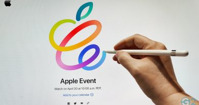Apple-Launch-Event Spring Loaded