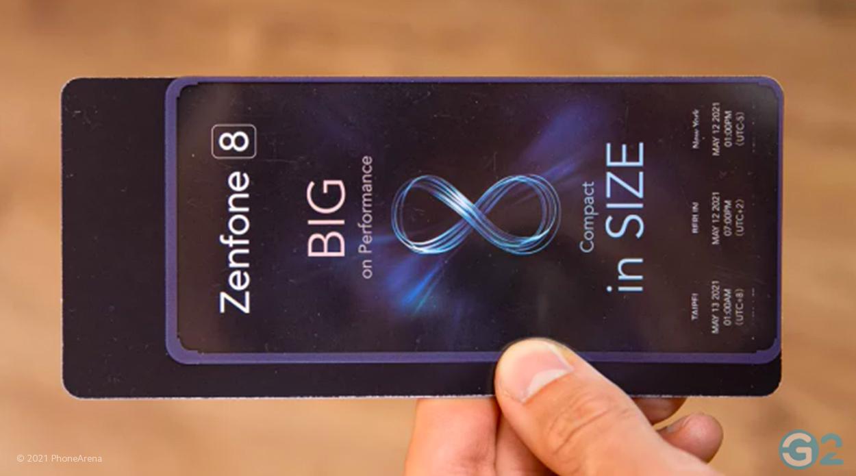 Asus ZenFone 8 Compact