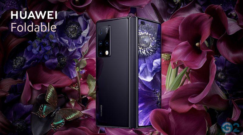 Huawei-Foldables