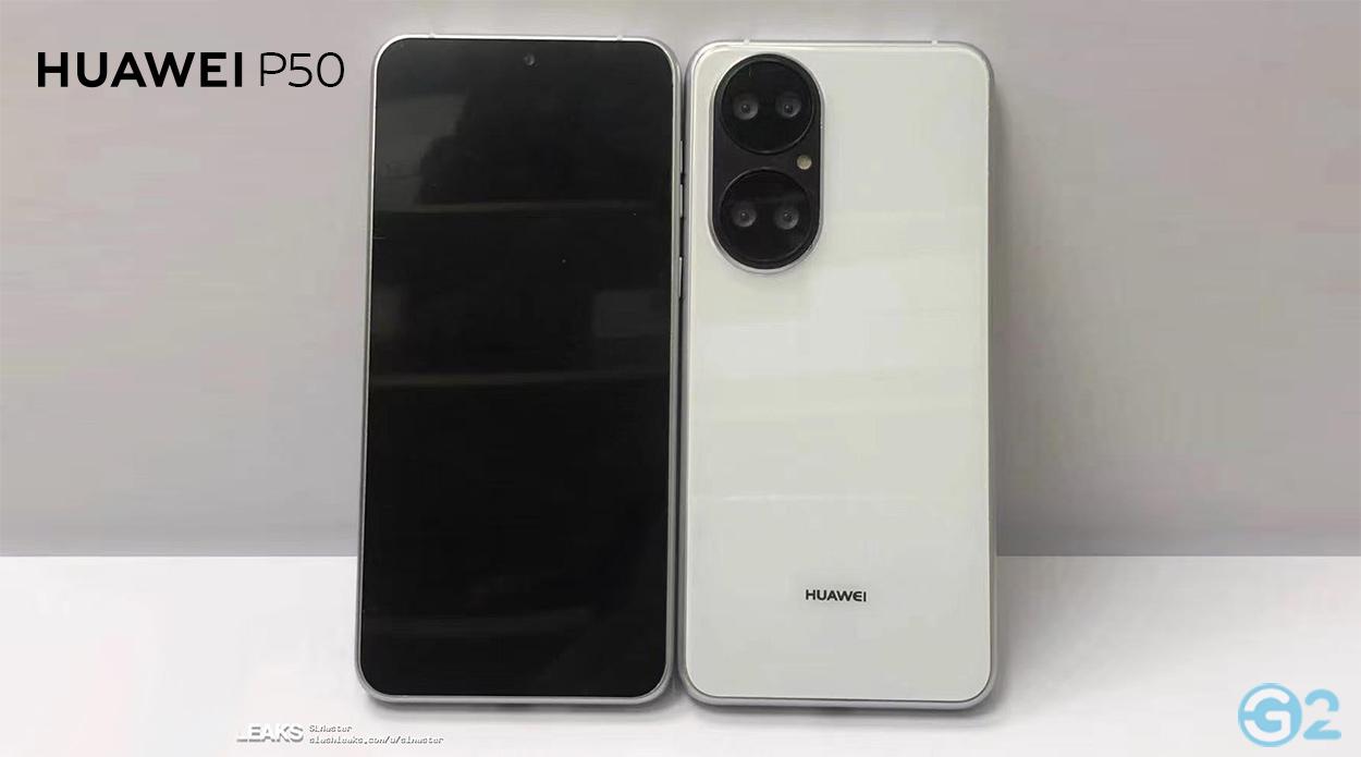 Huawei P50-Serie Mockup