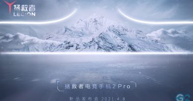 Lenovo Legion 2 Pro Launch-Event