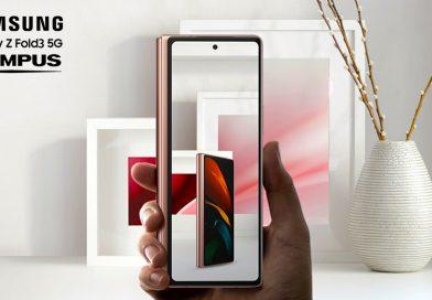 Samsung Galaxy Z Fold3 könnte mit einer Olympus-Kamera erscheinen