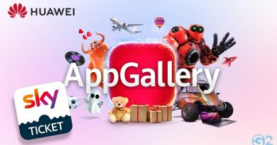 Sky Ticket für die Huawei AppGallery