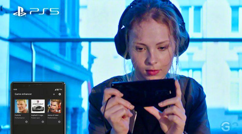 Sony PlayStation 5 Spiele auf das Smartphone