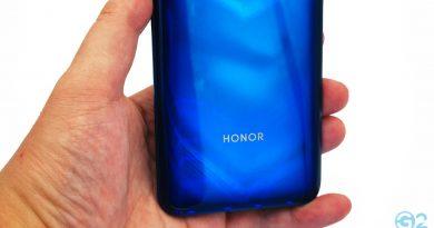 Unbekanntes Honor Einsteiger-Smartphone