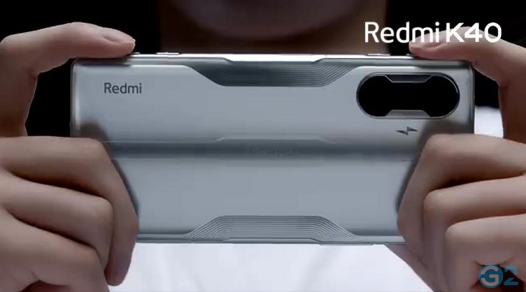 Xiaomi Redmi K40 Game Enhanced Edition