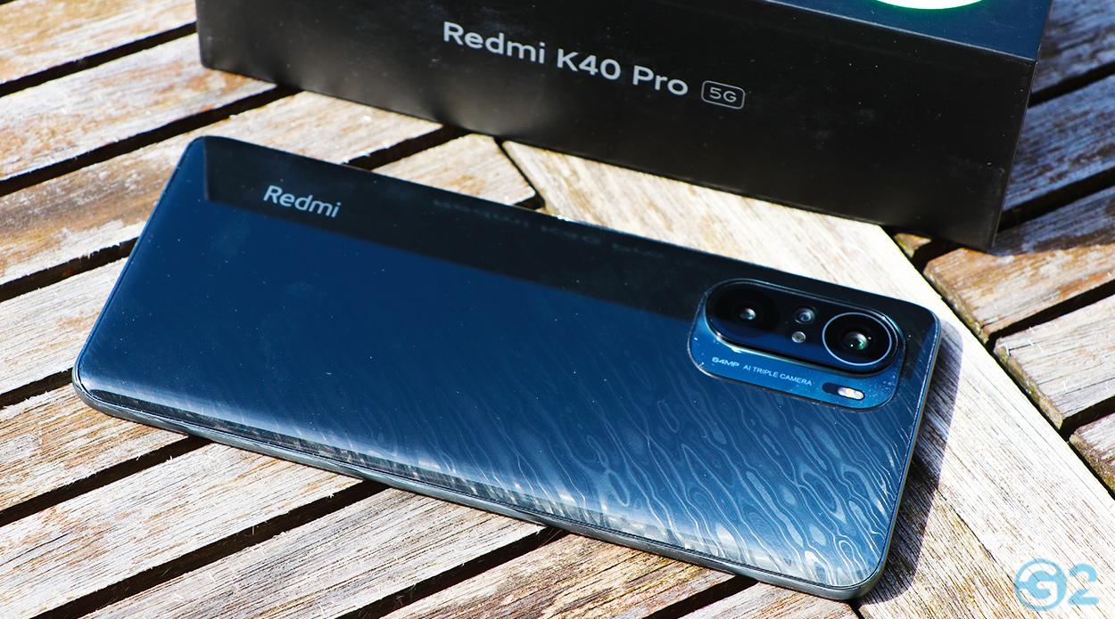 Redmi K40 Pro im Test