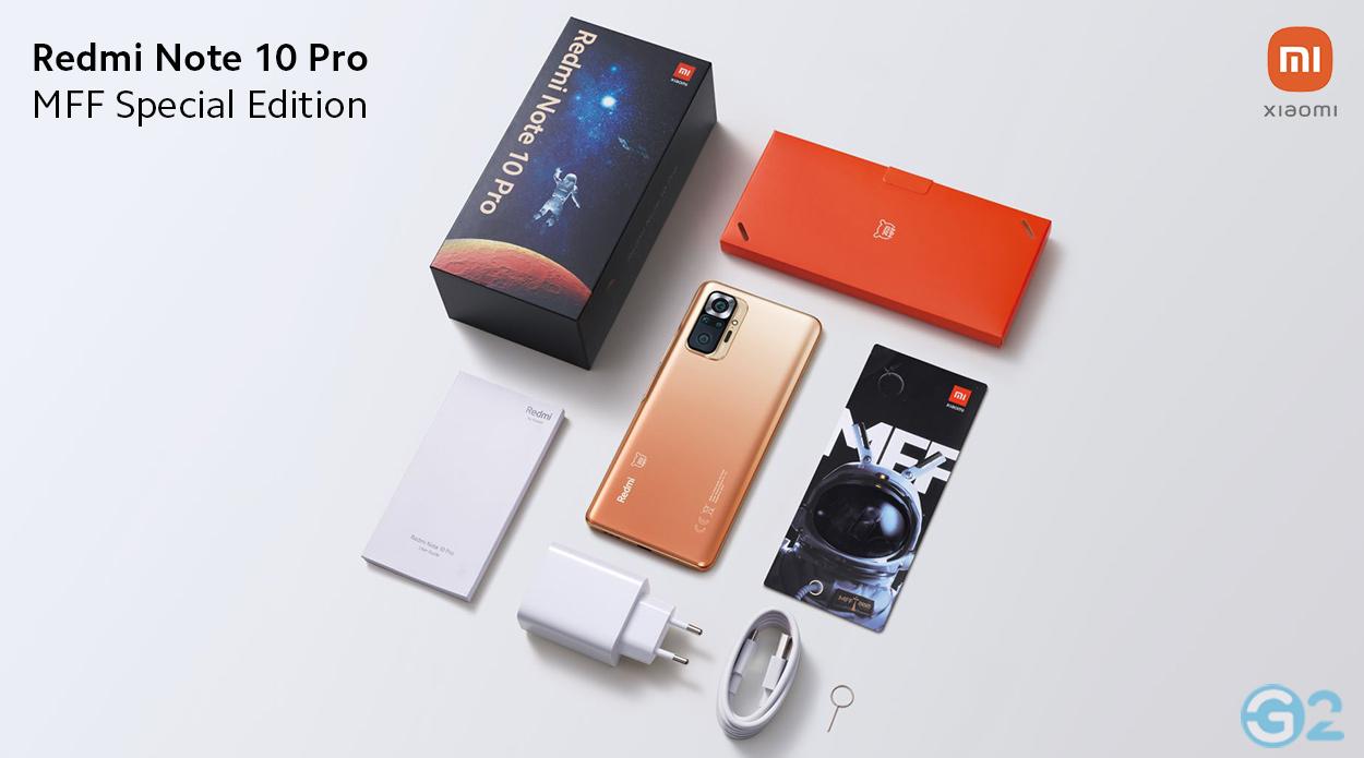 Xiaomi Redmi Note 10 Pro MFF-Edition