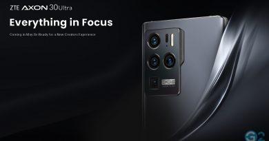 ZTE Axon 30 Ultra global teaser