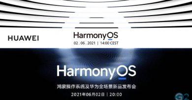 HarmonyOS 2.0 Event