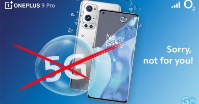 OnePlus 9 O2-Telefónica