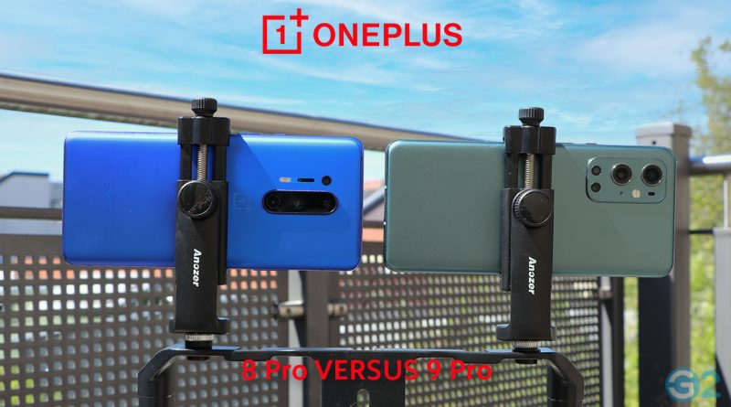 OnePlus 8 Pro versus OnePlus 9 Pro