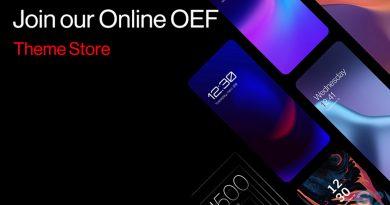 OnePlus Theme Store