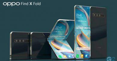 Oppo Find X Fold