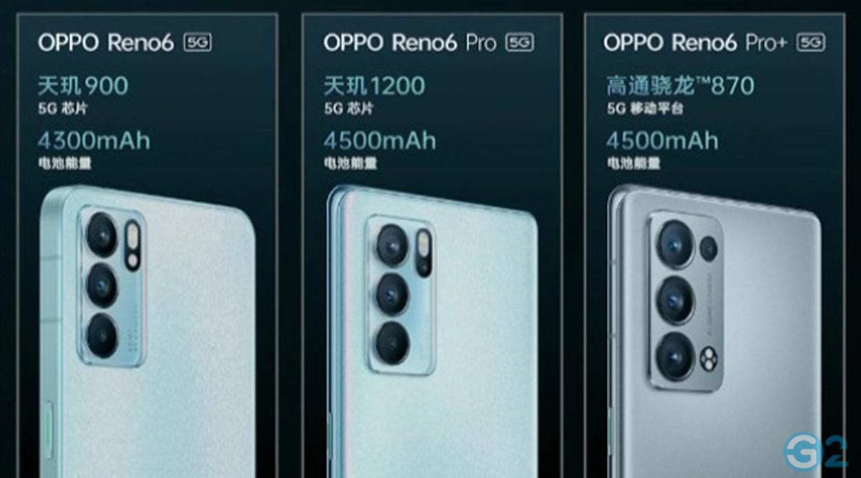 Oppo Reno6-Series