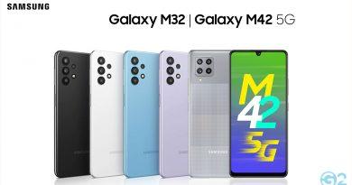 Samsung Galaxy M32 und M42