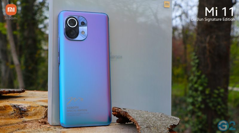 Xiaomi Mi 11 (Lei Jun Edition) im Test