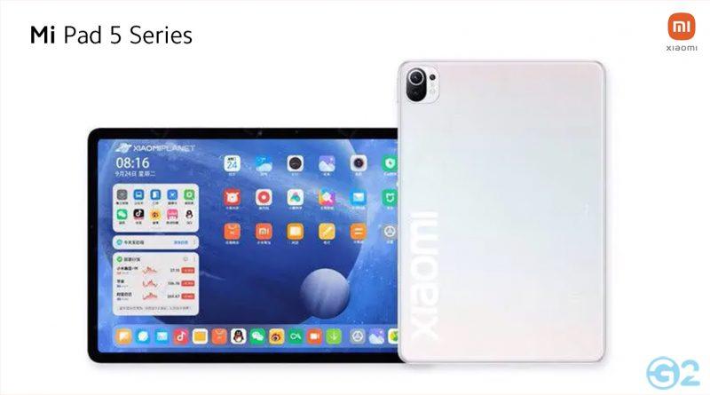 Xiaomi Mi Pad 5 Serie